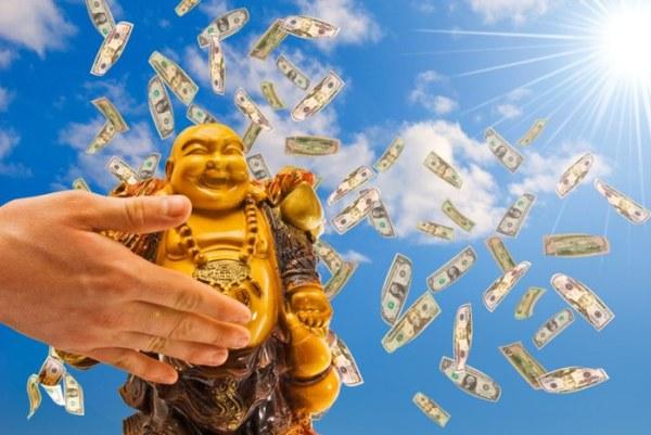 Сильные заговоры на деньги и удачу