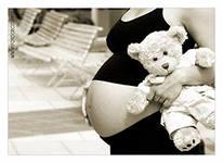 Дочь беременна