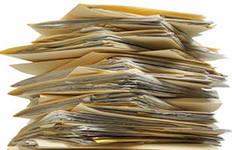 Пропали документы