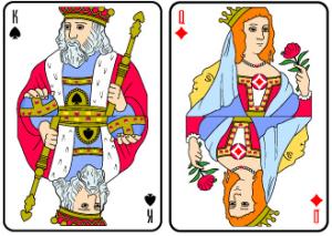 Король-Дама
