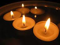 обряд с использованием монет, свечей и соли