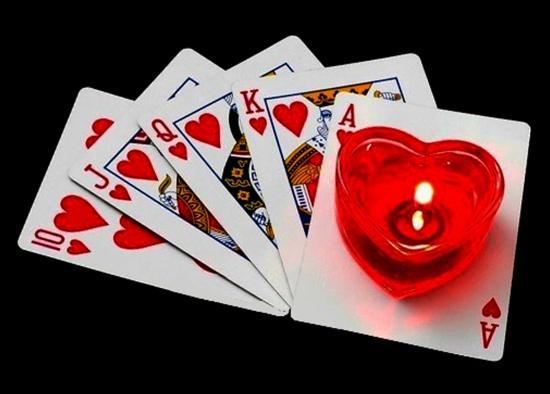 карточное гадание на любовь