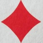 Бубны в гадании на игральных картах на любовь