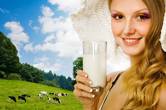 заговор с молоком