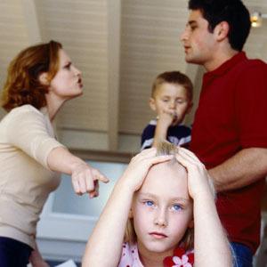 Порча на разлад в семье