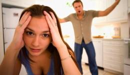 муж стал агрессивным