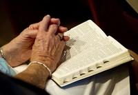 фотография в молитвослове