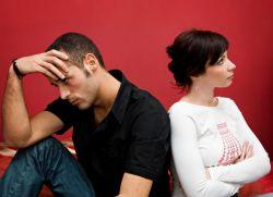 ссоримся с мужем