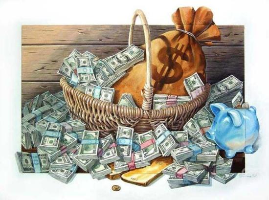 новогодние денежные ритуалы