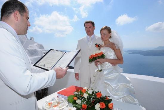 ритуал на брак