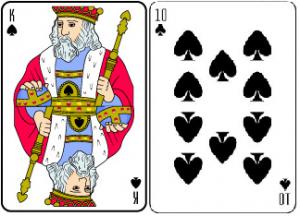 Король-Десятка