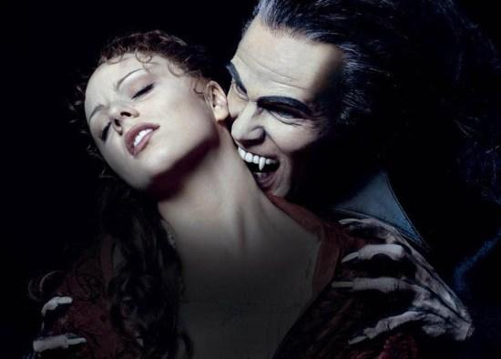 укушение вампиром